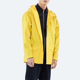 Rains Jacket 1201 YELLOW