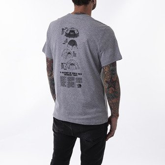 The North S/S Graphic Tee NF0A493MDYX