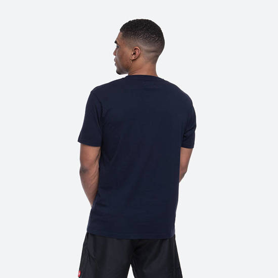 Wood Wood Tipi T-shirt 11935715-2334 Navy