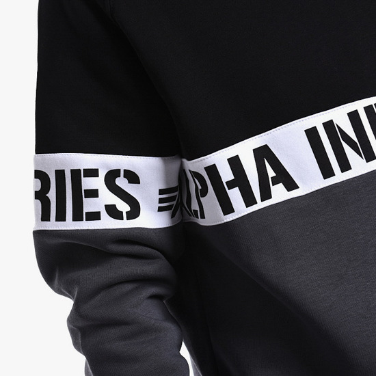 Alpha Industries Al Stripe Sweater 198345 03