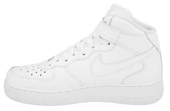Buty damskie sneakersy Nike Air Force 1 Mid (GS) 314195 113