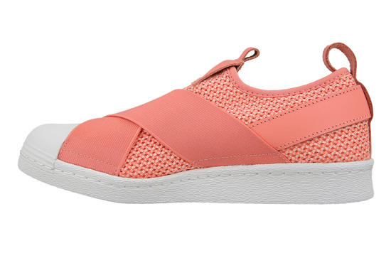 "Buty damskie sneakersy adidas Originals Superstar Slip on ""Tacticle Rose"" BY2950"