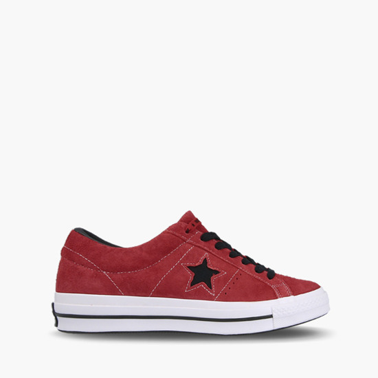 Converse One Star Dark Vintage Suede 163246C