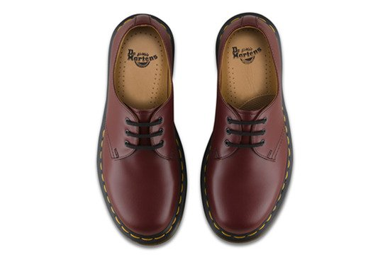 Dr. Martens 1461 59 Cherry Red 10085600