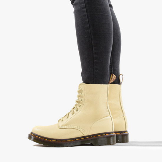 Dr. Martens Pascal Pastel Yellow Virginia 24482757