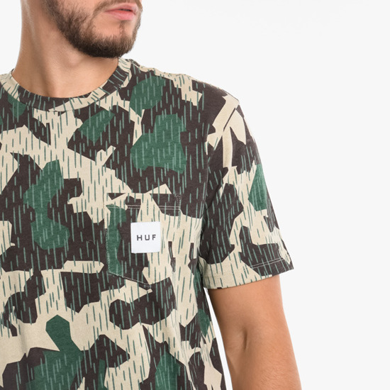 HUF Splinter Camo TS00792 CAMO
