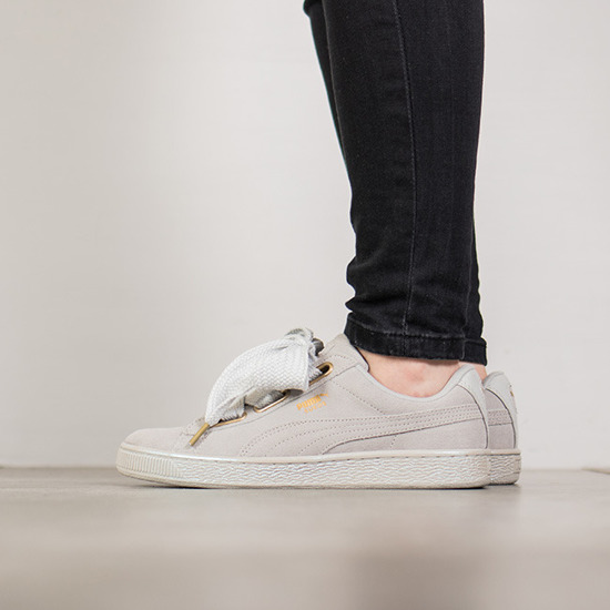 "Puma Suede ""Heart Satin"" 362714 02"