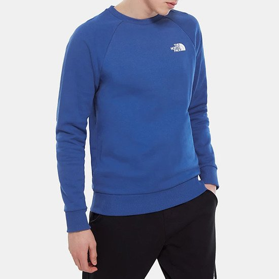 The North Face Longsleeve Raglan Red Box T93RZ2CZ6