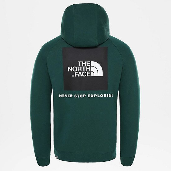 The North Face Raglan Red Box T92ZWUN3P