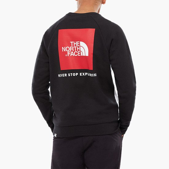 The  North Face Raglan Redbox T93RZ2LA9