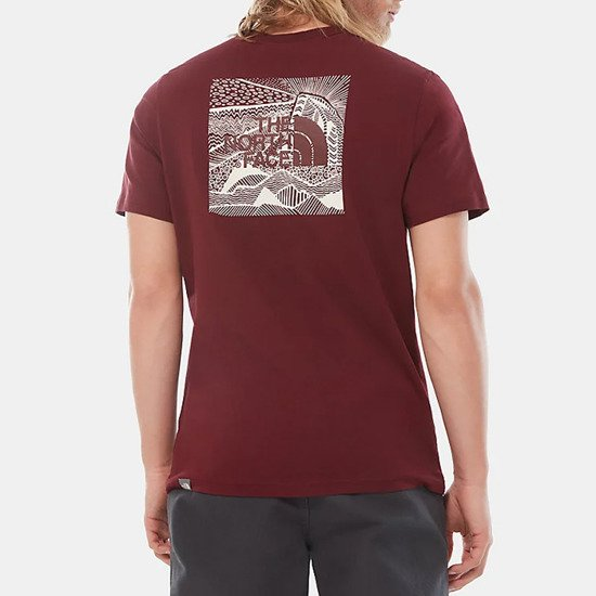 The North Face Redbox Celebration Tee T92ZXEHBM