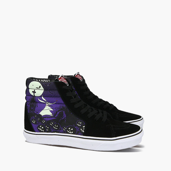 "Vans x Disney ""The Nightmare Before Christmas"" Sk8-Hi VA4BV6T35"
