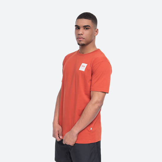Wood Wood Box T-shirt 11935724-2334 Rust