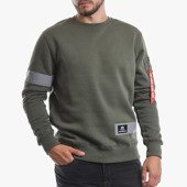 Alpha Industries Reflective Stripes Sweater 198342 142