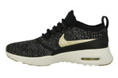 "Buty damskie sneakersy Nike Air Max Thea Ultra Flyknit ""Metallic Gold"" Pack 881564 001"