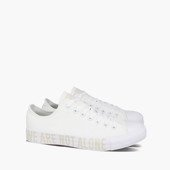 Converse Chuck Taylor All Star We Are Not Alone Low Top 165384C