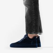 Filling Pieces Low Top Plain Velvet 29727611884WSB
