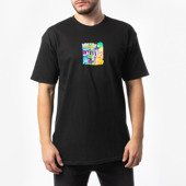 HUF Comics Box Logo TS00925 BLACK