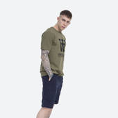 Wood Wood Ace T-shirt Longsleeve 10845705-2222 GREEN